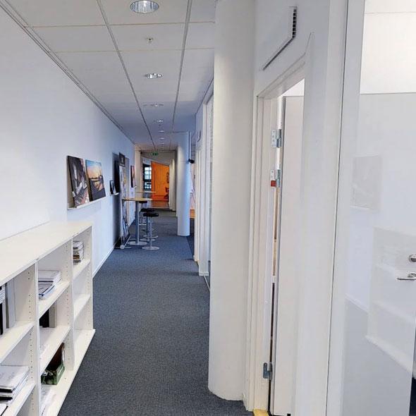 spacer 3d biuro