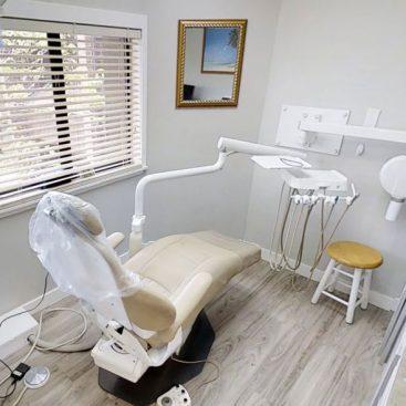 spacer 3d gabinety dentystyczne
