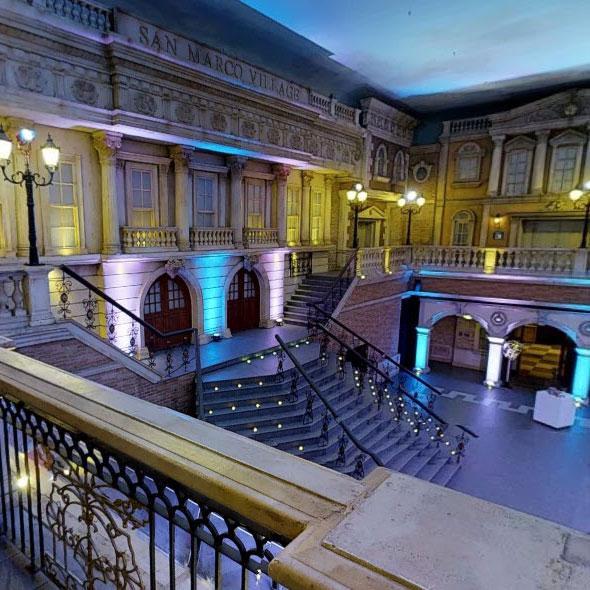 wirtualny spacer pałac weselny