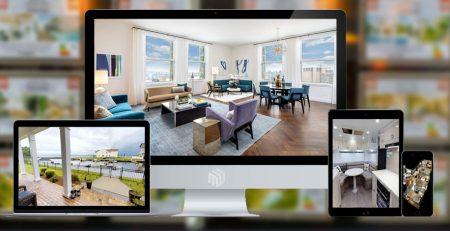 wirtualny spacer biuro nieruchomości
