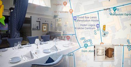 Google streetview restauracja