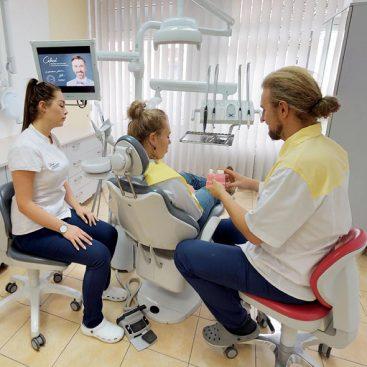 wirtualny spacer gabinet dentystyczny