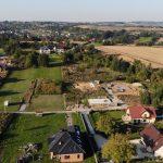 zdjecia inwestycji z drona Kraków