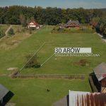 działka budowlana z drona