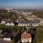 filmowanie z drona nieruchomości