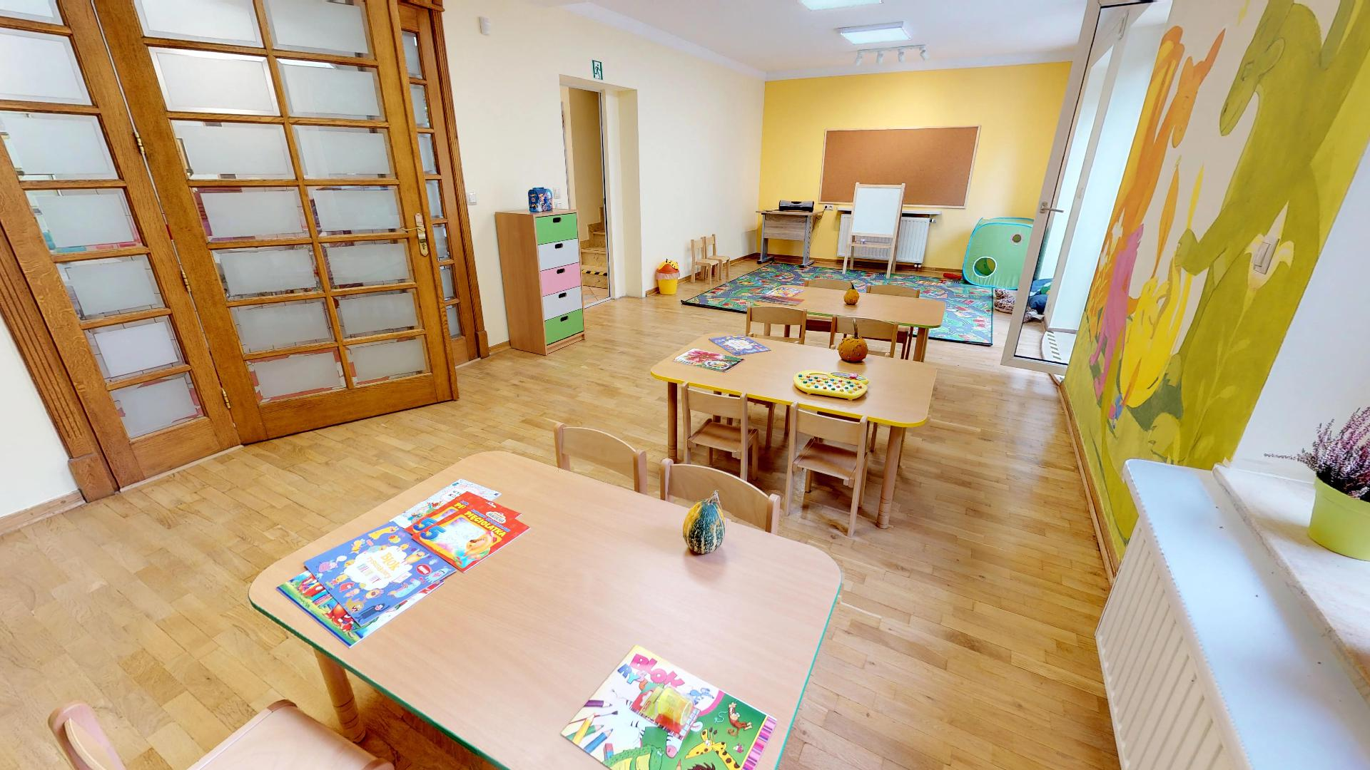 nowoczesne przedszkole niepubliczne Kraków