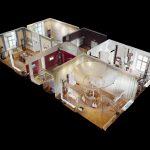 wirtualny spacer 3d pałac krzysztofory