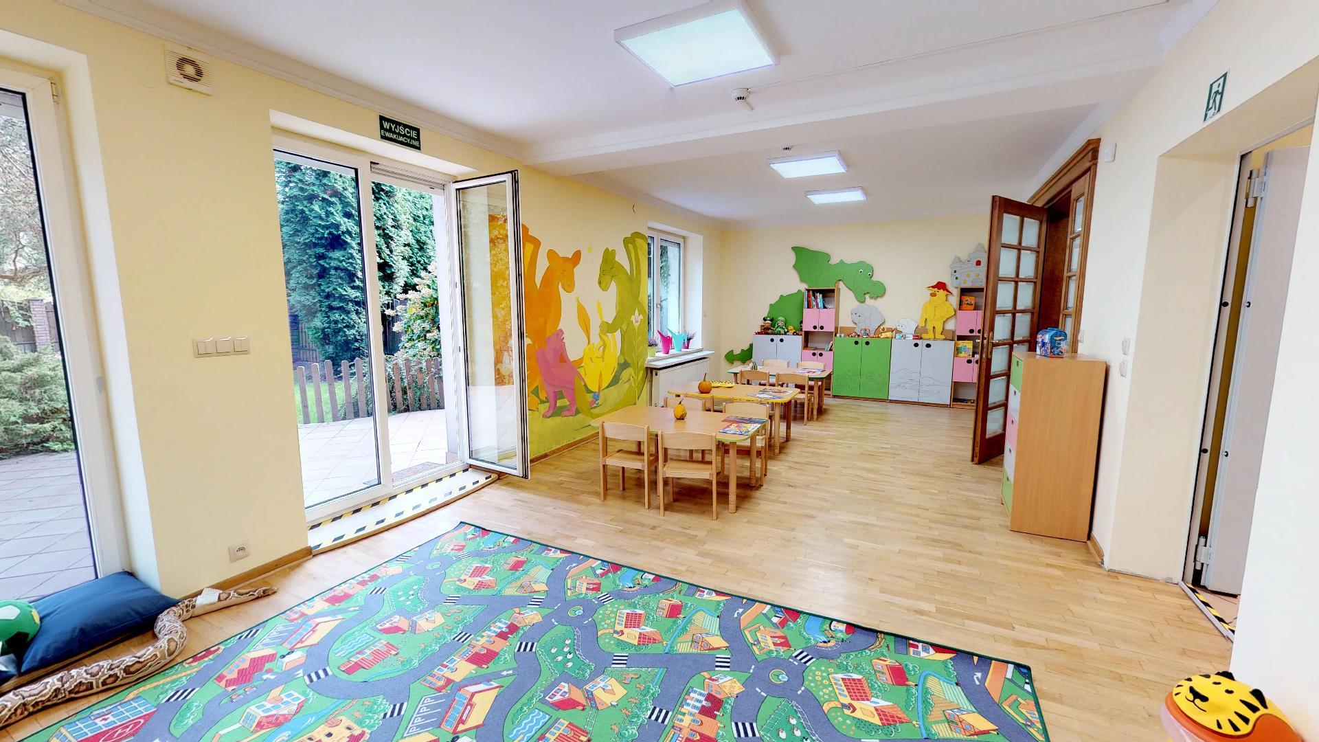 wirtualny spacer google przedszkole