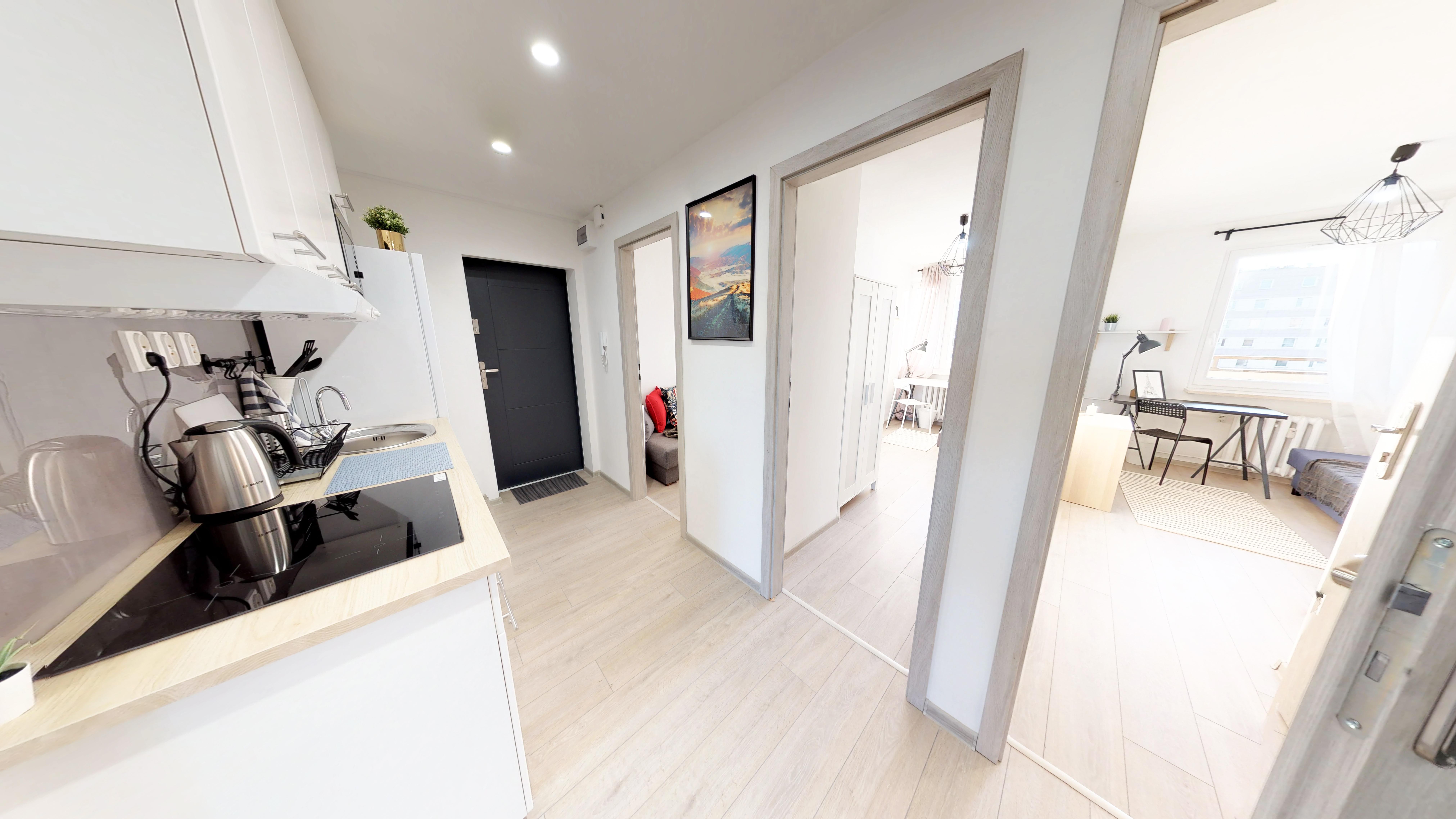 wirtualny spacer mieszkanie po remoncie