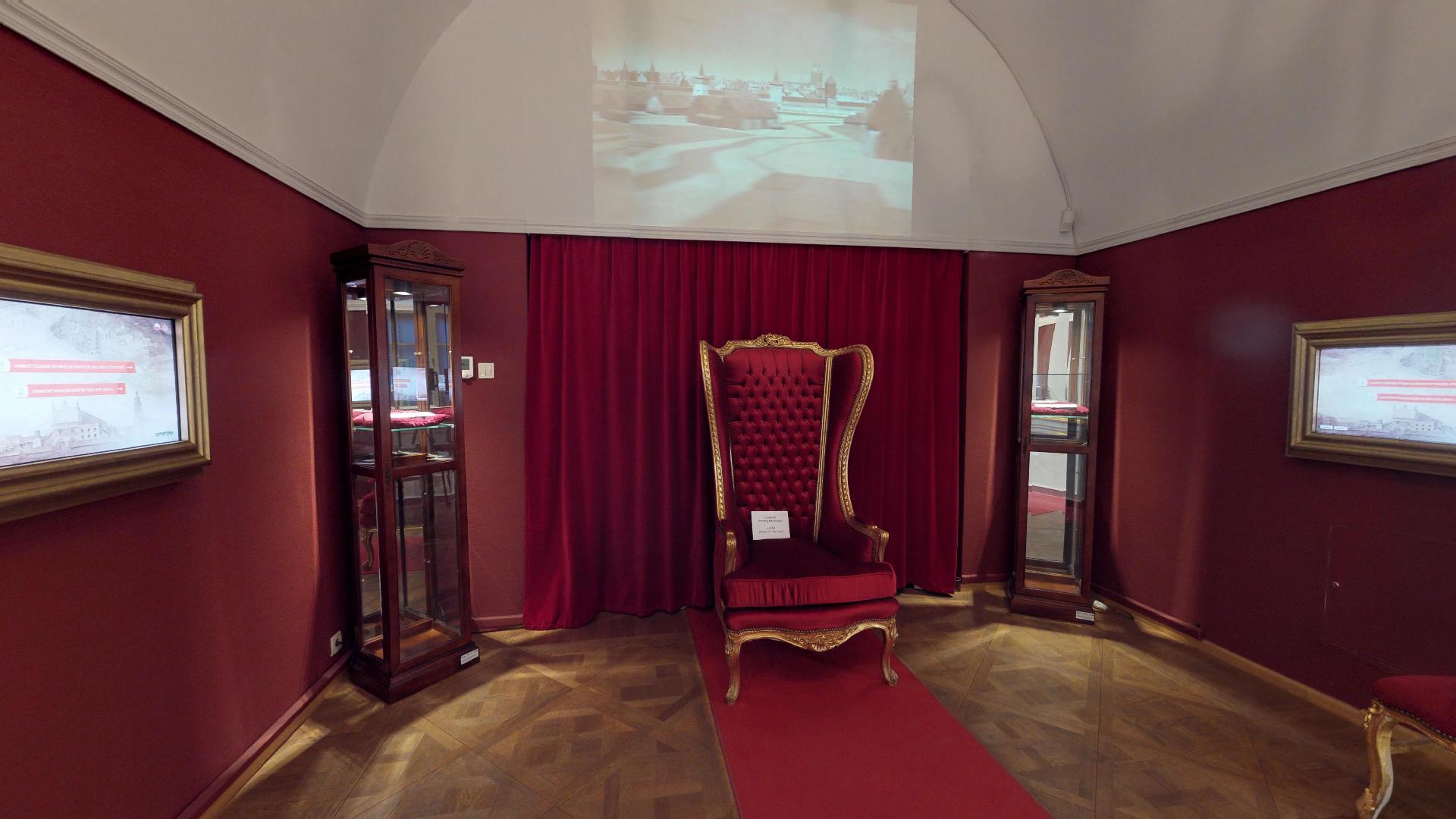 wirtualny spacer po muzeum w Krakowie