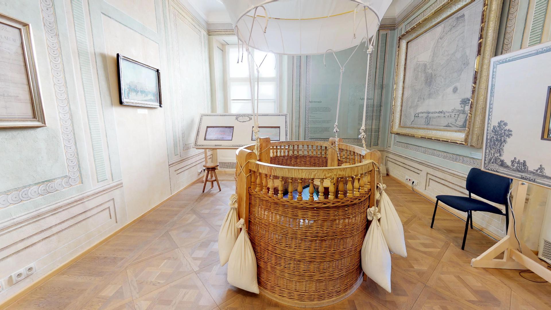 wirtualny spacer wystawa czasowa muzeum