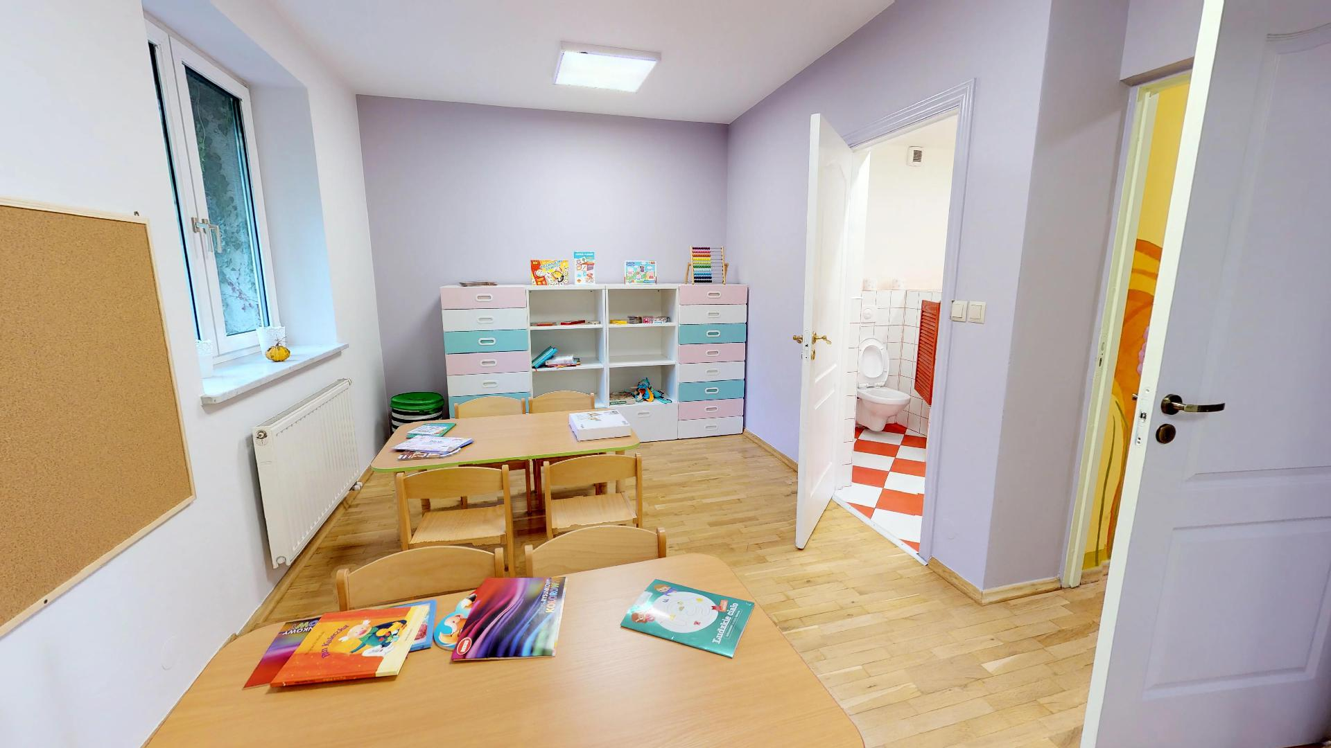 zwiedzanie przedszkola wirtualny spacer