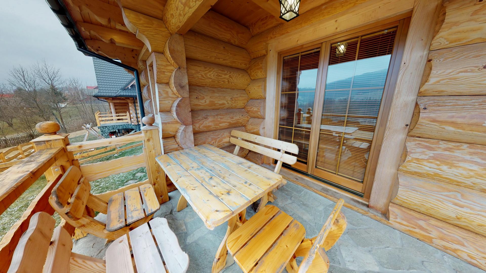 góralska chata na wynajem