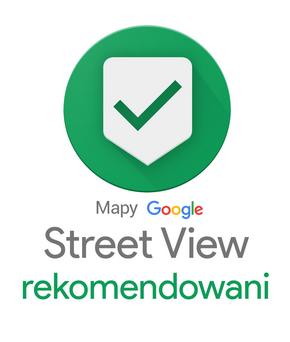 rekoendowany fotograf Google Street view