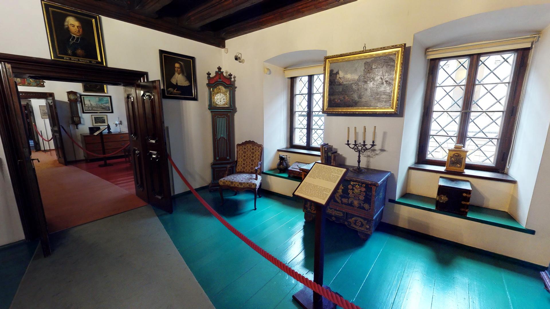 Collegium Maius wirtualny spacer muzeum