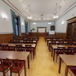 Collegium Novum sala 56 im Józefa Szujskiego wirtualny spacer