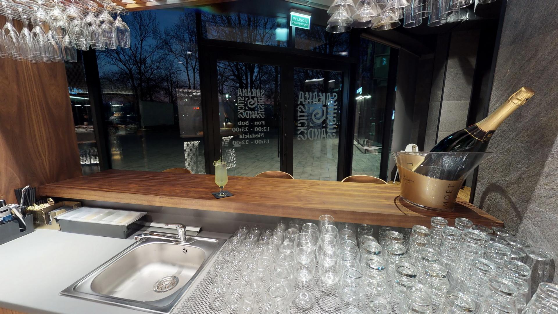 wirtualny spacer bar