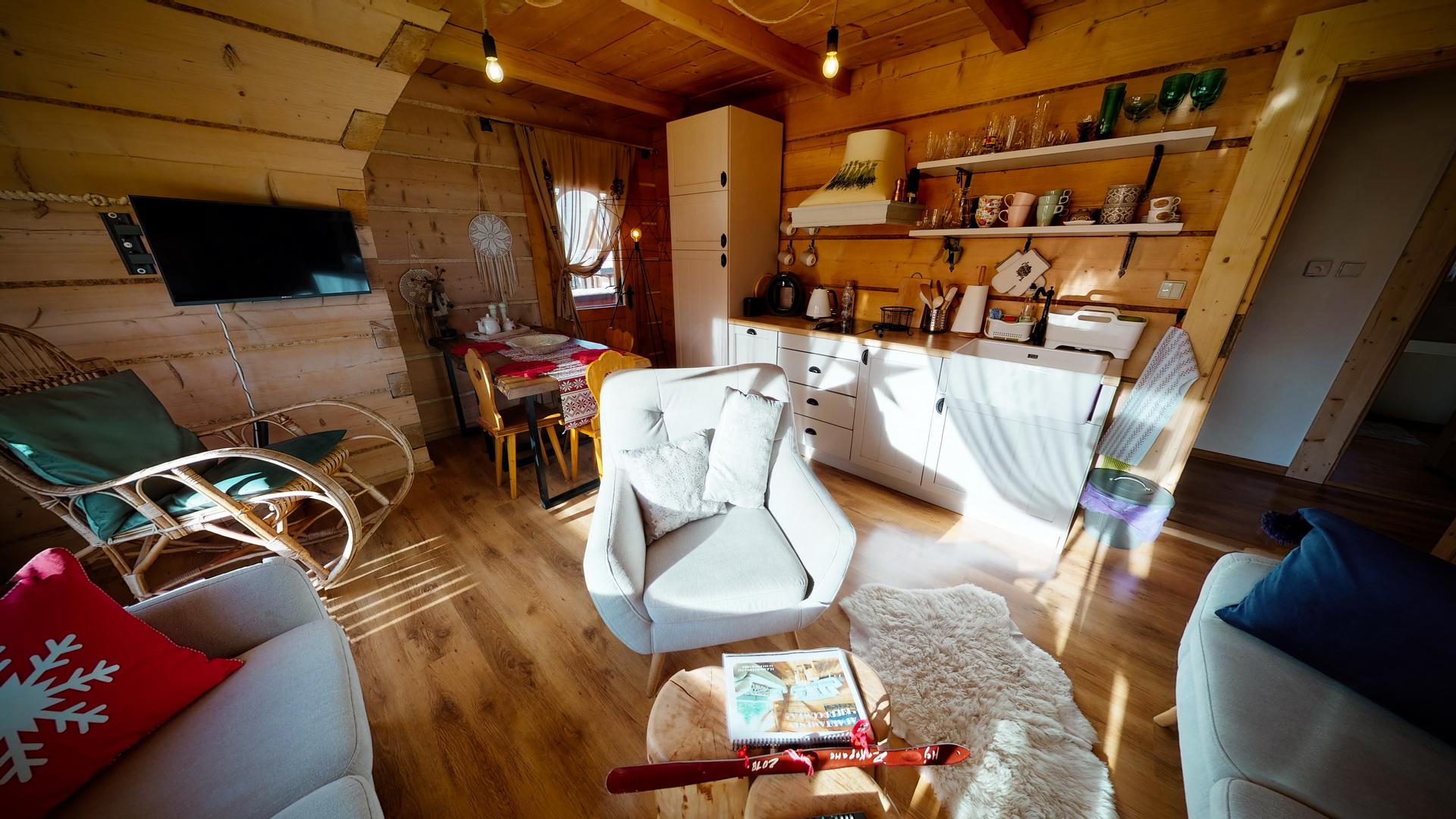 wirtualny spacer góralska chata
