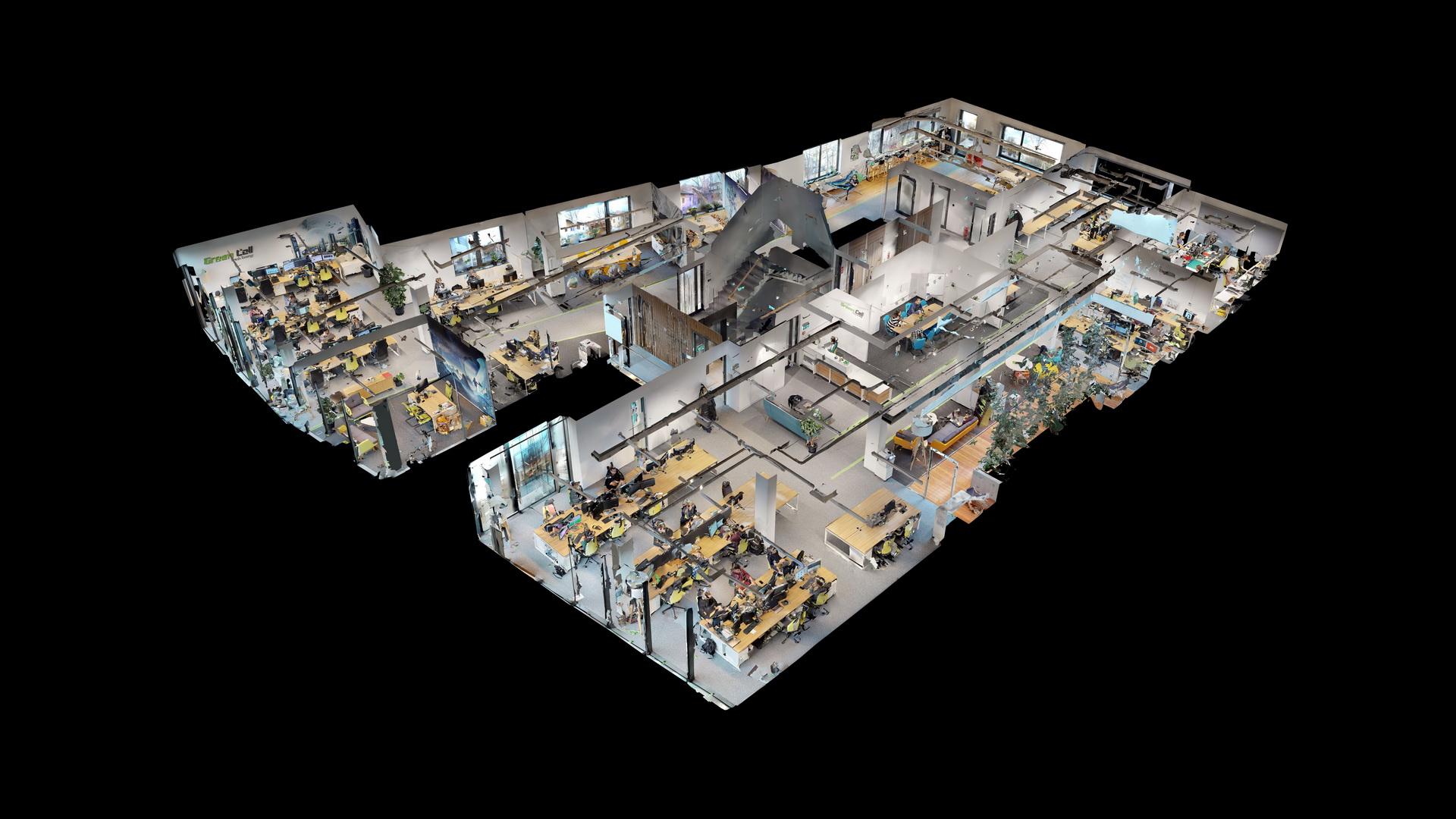 biuro firmy wirtualny spacer google