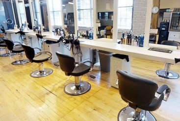 wirtualny spacer salon fryzjerski