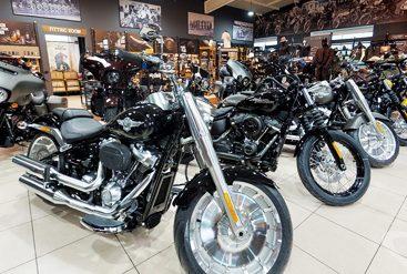 wirtualny spacer salon motocyklowy