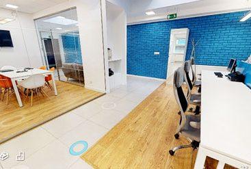wirtualny spacer siedziba firmy