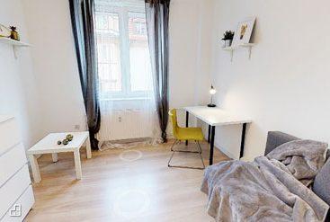wirtualny spacer w 3d mieszkanie studenckie