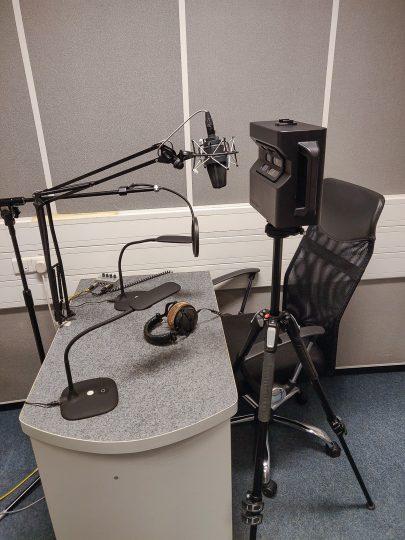 nagrywanie dźwięku radio Kraków