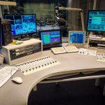 Radio Kraków al Słowackiego pokój realizatora dźwięku