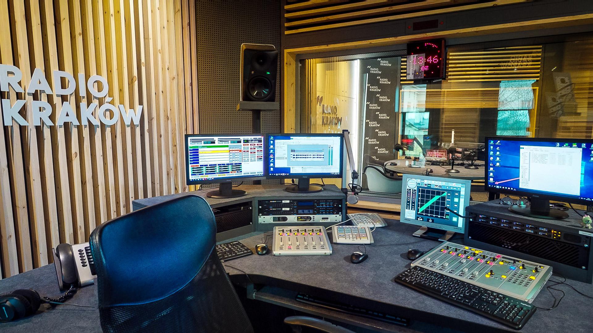 Radio Kraków wirtualna wizyta