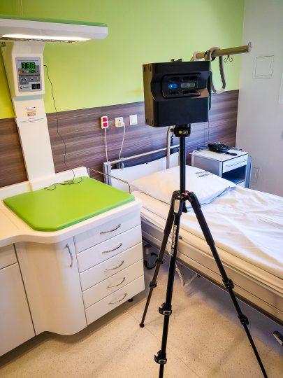 wirtualny spacer sala porodowa