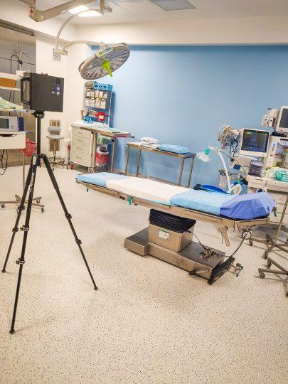 wirtualny spacer szpital rydygiera nowa huta