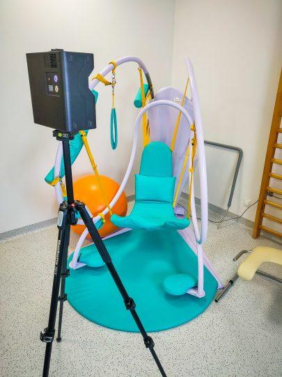 wirtualny spacer w szpitalu Kraków