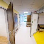 wirtualny spacer oddział w szpitalu
