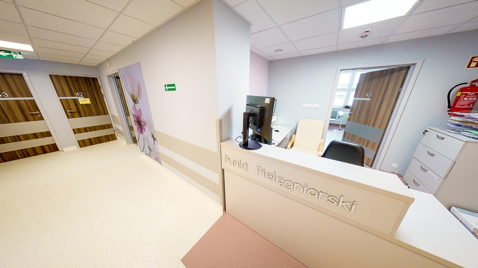 wirtualny spacer placówka medyczna