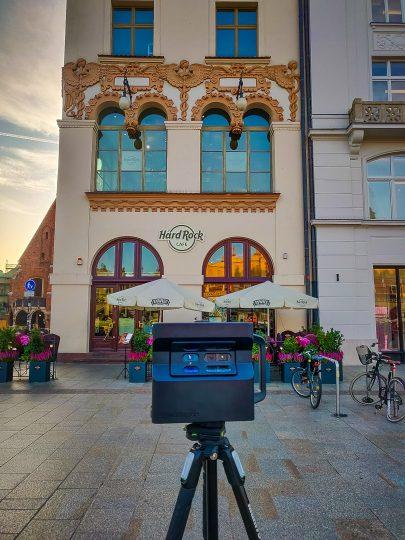 wirtualny spacer rynek Kraków