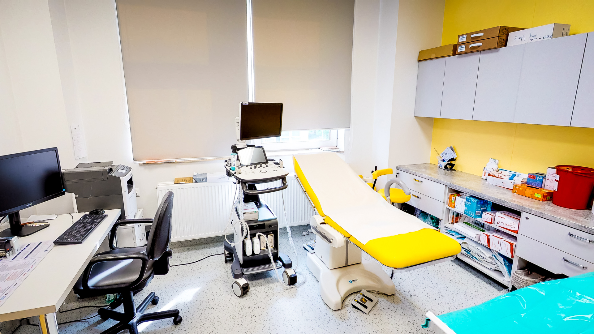 wirtualny spacer szpital