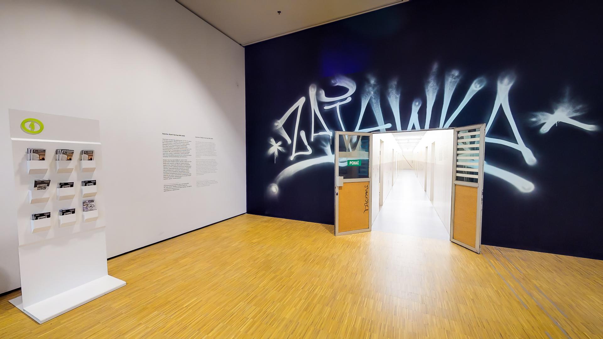 wirtualny spacer 3d wystawa
