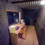 wirtualny spacer studio nagrań