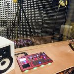 wirtualny spacer studio w garażu