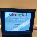 wirtualny spacer wyszukiwarka google 1993