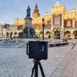 rynek w Krakowie wirtualny spacer