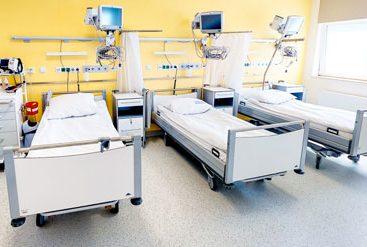 wirtualny spacer po szpitalu