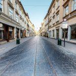 Kraków podczas kwaratanny