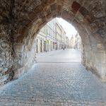 wirtualny spacer brama florianska-stare-miasto