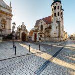 wirtualny spacer grodzka Kraków