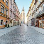wirtualny spacer Kraków