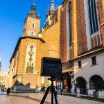 wirtualny-spacer Kraków stare miasto