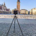 wirtualny spacer na rynku w Krakowie