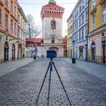 wirtualny spacer po Krakowie